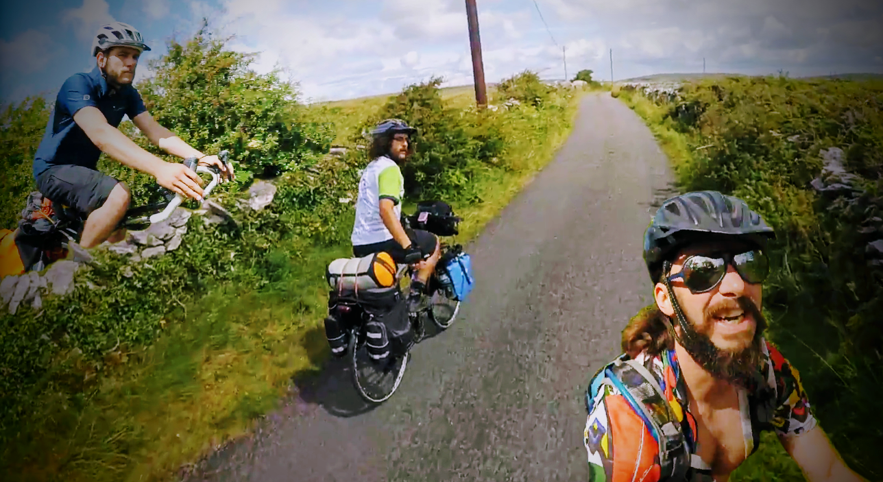 Saddle Life 2015 Ireland Video